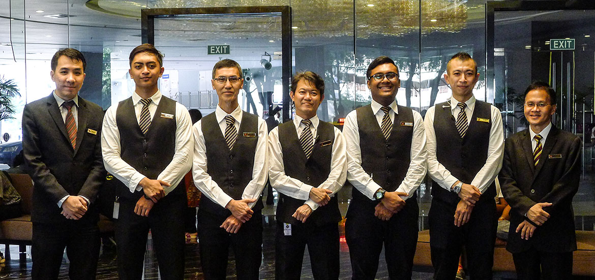 Hotel Boss warmly invties you to join our exciting team