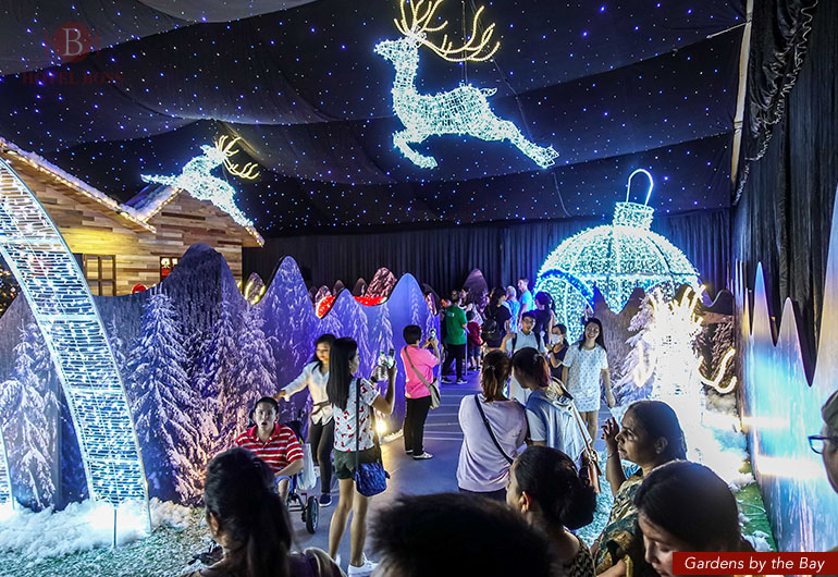 Christmas Wonderland at Gardens by the Bay, 2017, Singapore