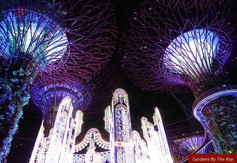 Christmas Wonderland at Gardens By The Bay 2016 , Singapore