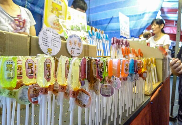 Chinese New Year Sweet Delicacies