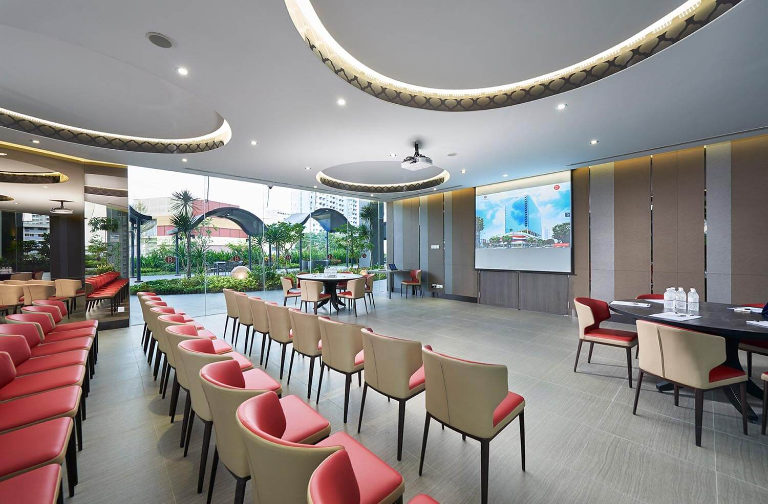 Hotel Boss conference room