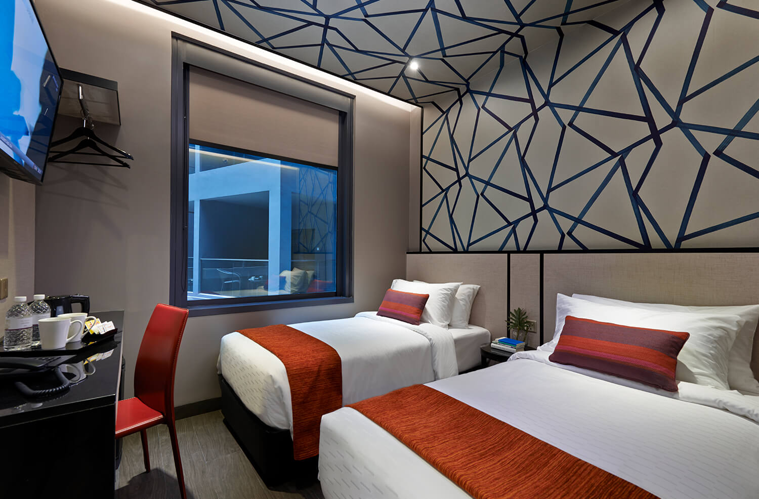 Superior Room | Hotel Boss Singapore